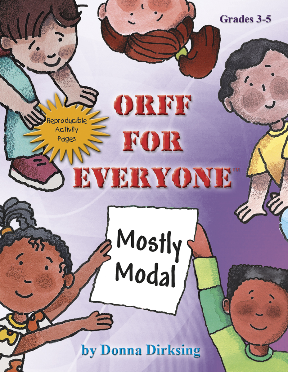 Orff for Everyone: Mostly Modal