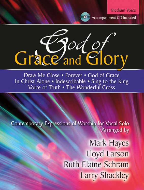 God of Grace and Glory