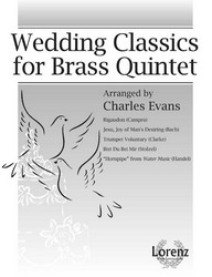 Wedding Classics for Brass Quintet