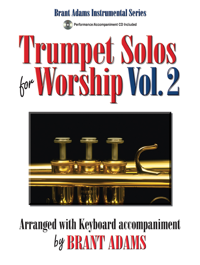 Trumpet Solos for Worship, Vol. 2