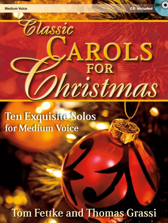 Classic Carols for Christmas - Medium Voice