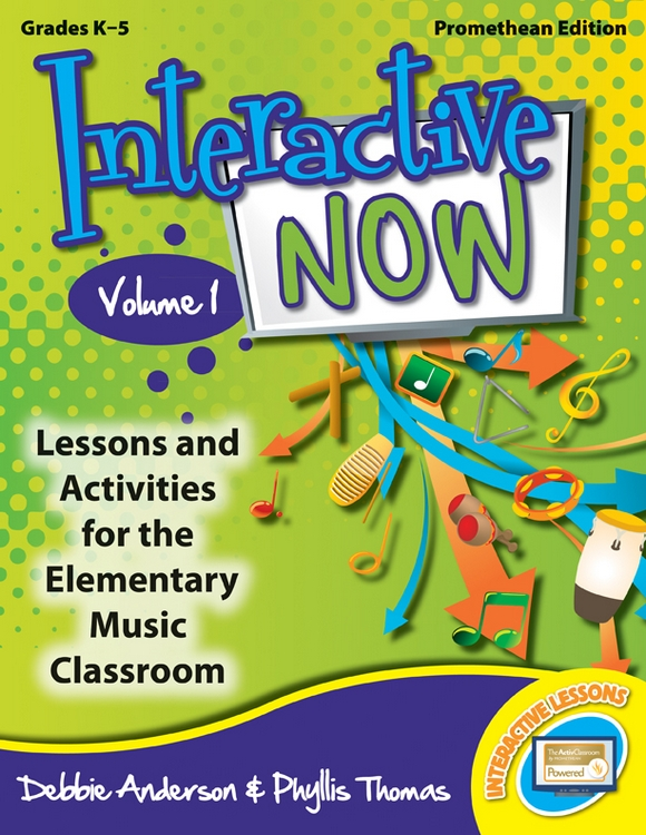 Interactive Now - Vol. 1 (Promethean edition)