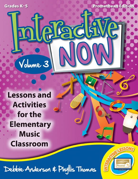 Interactive Now - Vol. 3 (Promethean edition)