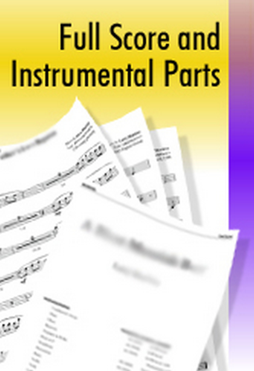 O Love That Will Not Let Me Go - Instrumental Ensemble Score and Parts