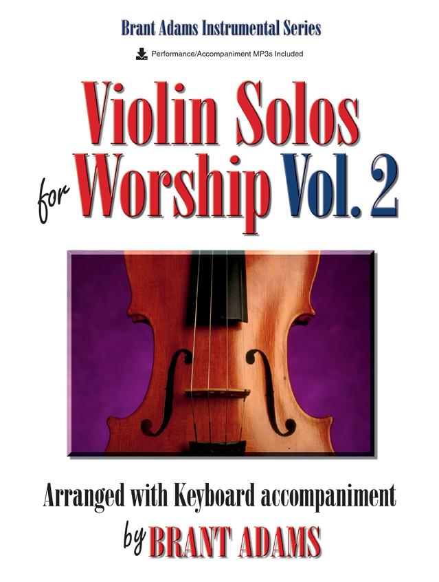 Violin Solos for Worship, Vol  2