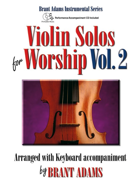 Violin Solos for Worship, Vol. 2