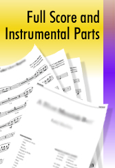 Christmas Peace - Instrumental Ensemble Score and Parts
