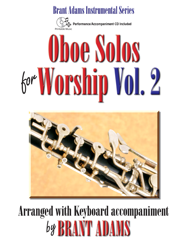 Oboe Solos for Worship, Vol. 2