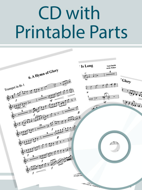 A Child, A King - CD with Printable Parts