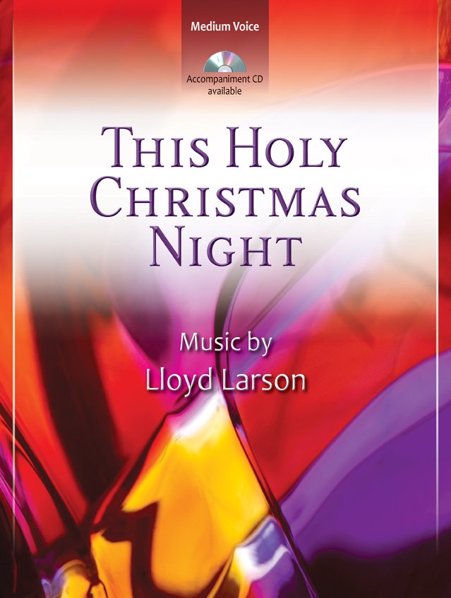 This Holy Christmas Night - Vocal Solo Digital Delivery