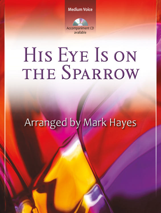 His Eye Is on the Sparrow - Vocal Solo Digital Delivery