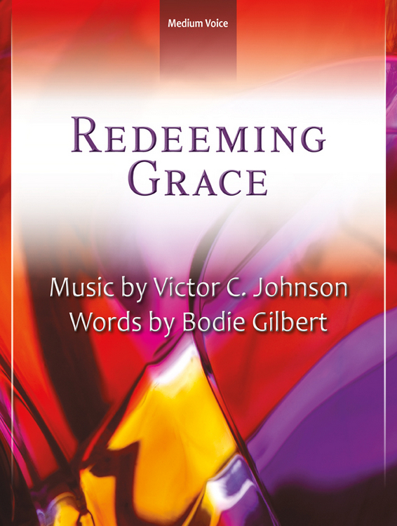 Redeeming Grace - Vocal Solo Digital Delivery
