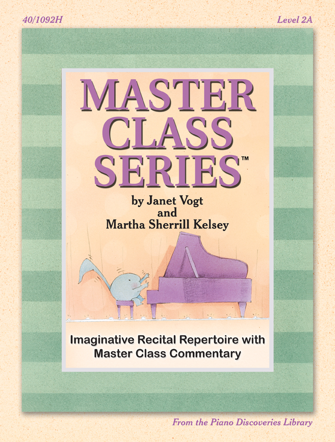 Master Class Series - Level 2A
