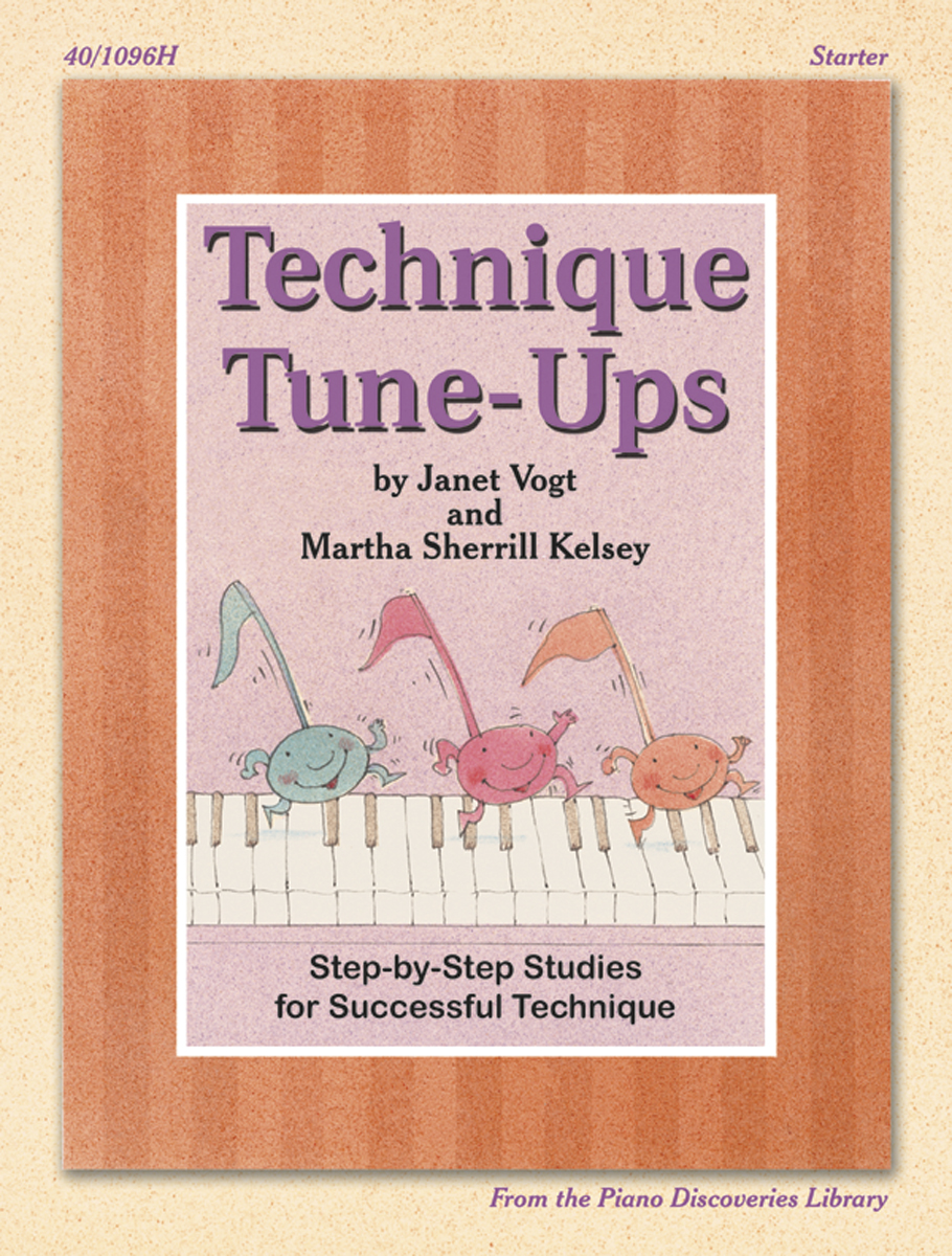 Technique Tune-Ups - Book 1