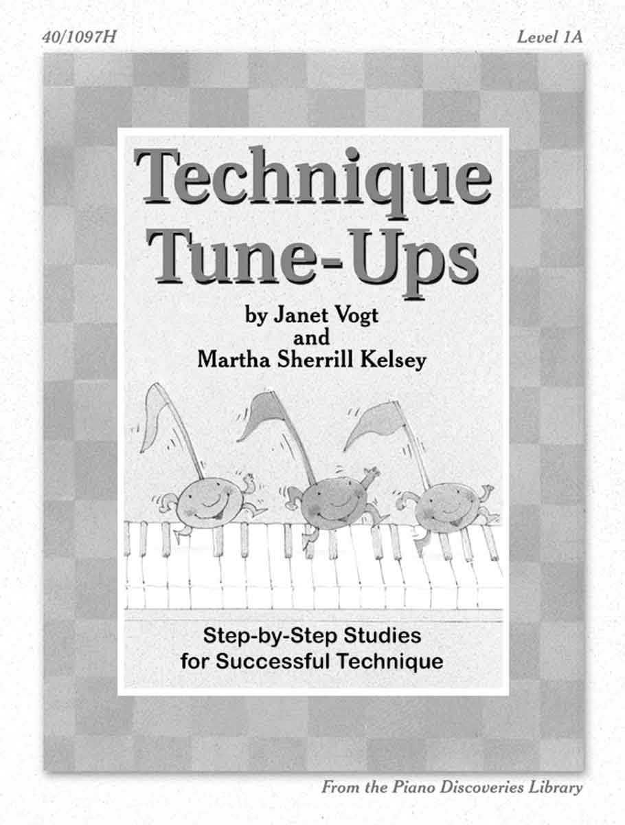 Technique Tune-Ups - Book 2