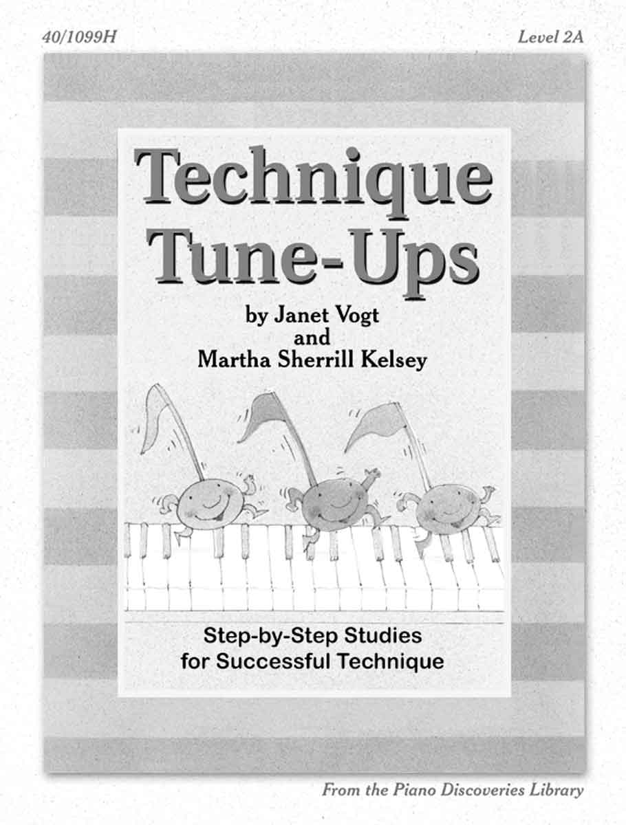 Technique Tune-Ups - Book 4
