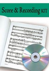 Magnificat - Perf CD/SATB Score Combination