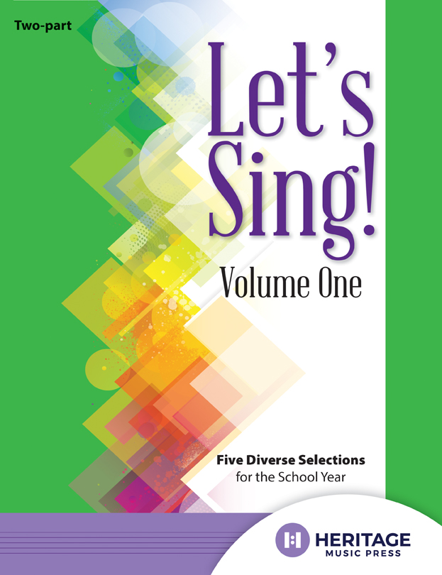 Let's Sing! Volume One