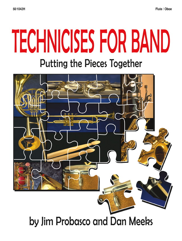 Technicises For Band Flute/Oboe