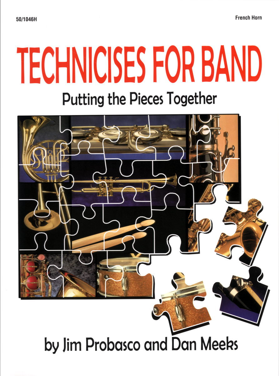 Technicises For Band French Horn