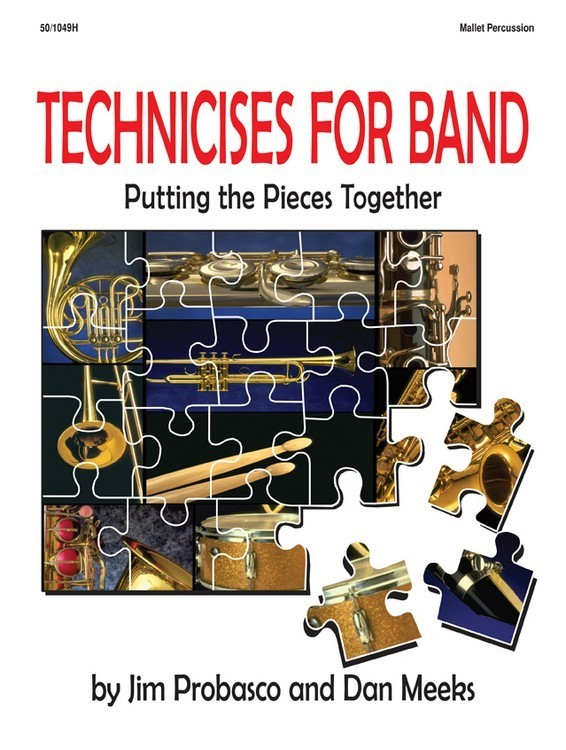 Technicises For Band Mallet Percussion