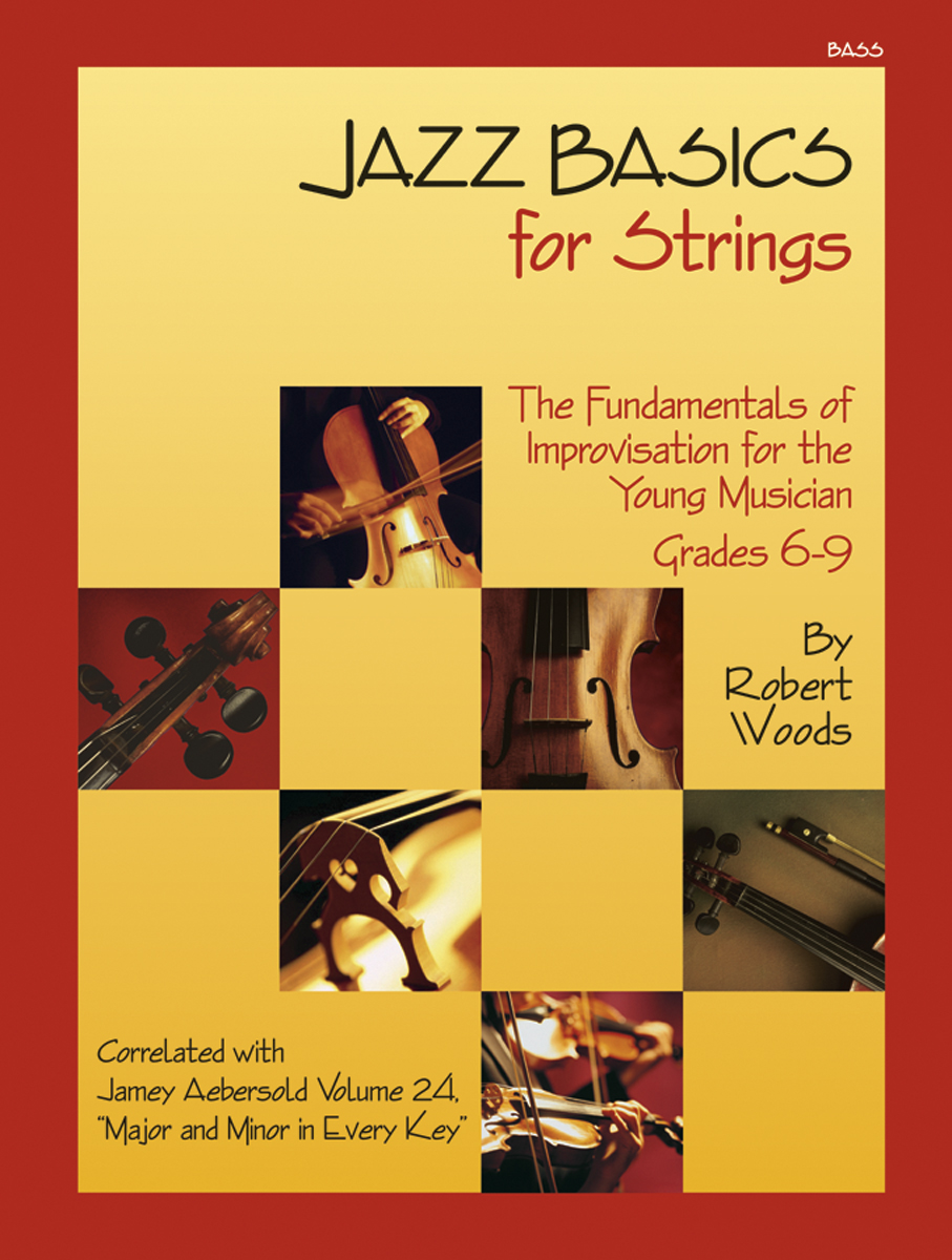 Jazz Basics for Strings - Bass