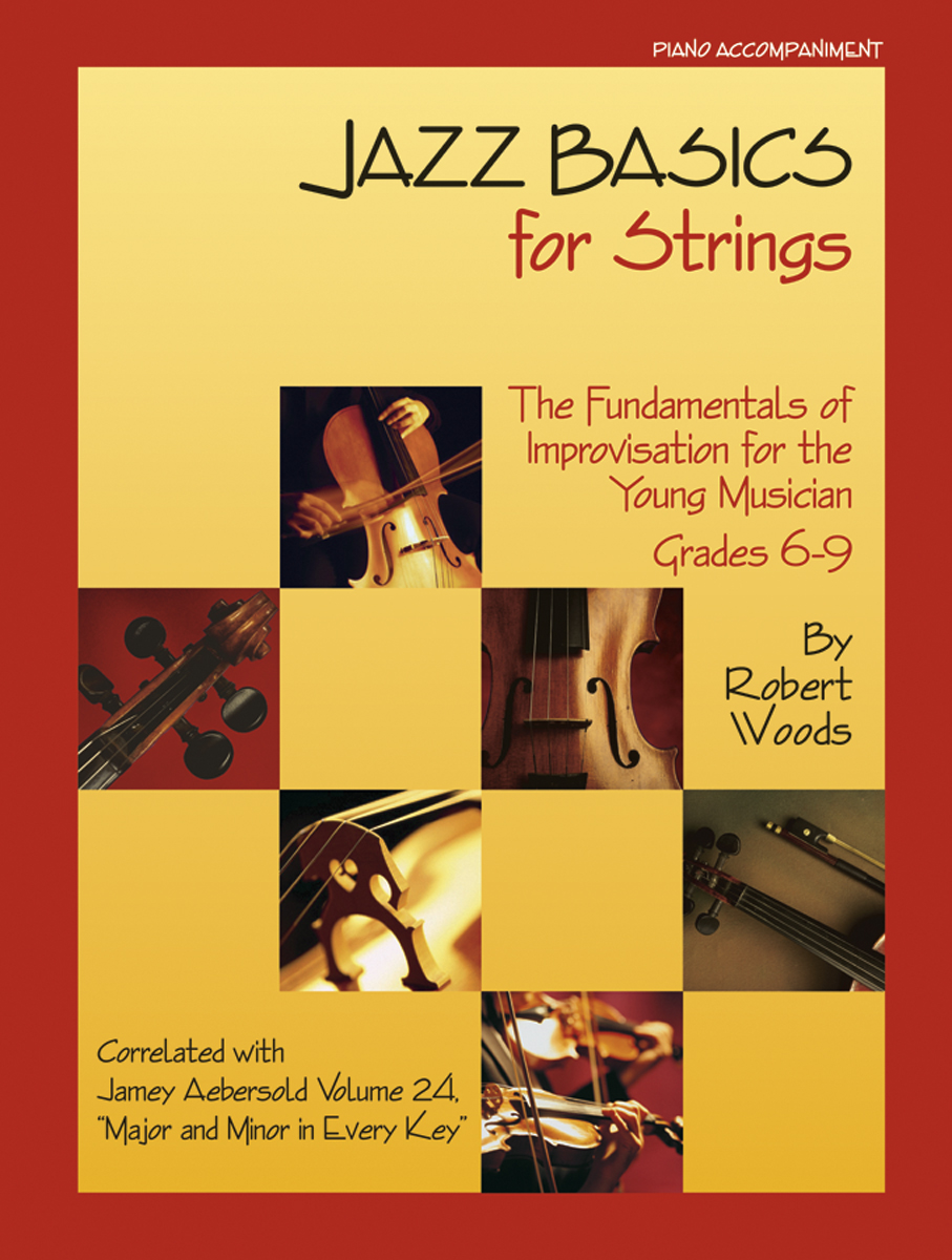 Jazz Basics for Strings - Piano Accompaniment