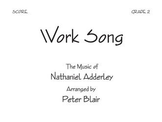 Work Song - Score