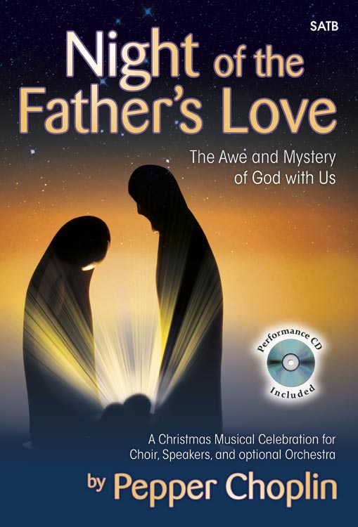 Night of the Father's Love - SATB Score with CD
