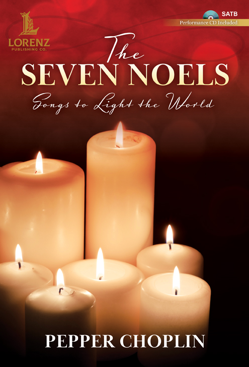 The Seven Noels - SATB with Performance CD