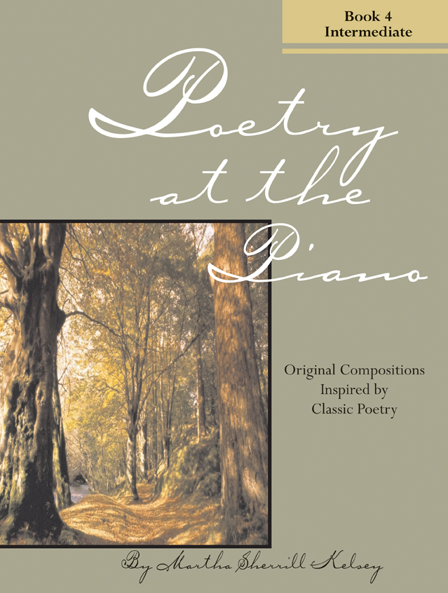Poetry at the Piano - Book 4, Intermediate