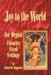 joy to the world for organ