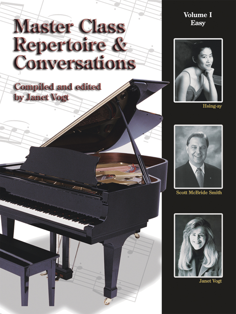Master Class Repertoire & Conversations - Vol. 1