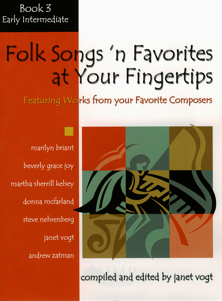 Folk Songs 'n Favorites at Your Fingertips - Book 3