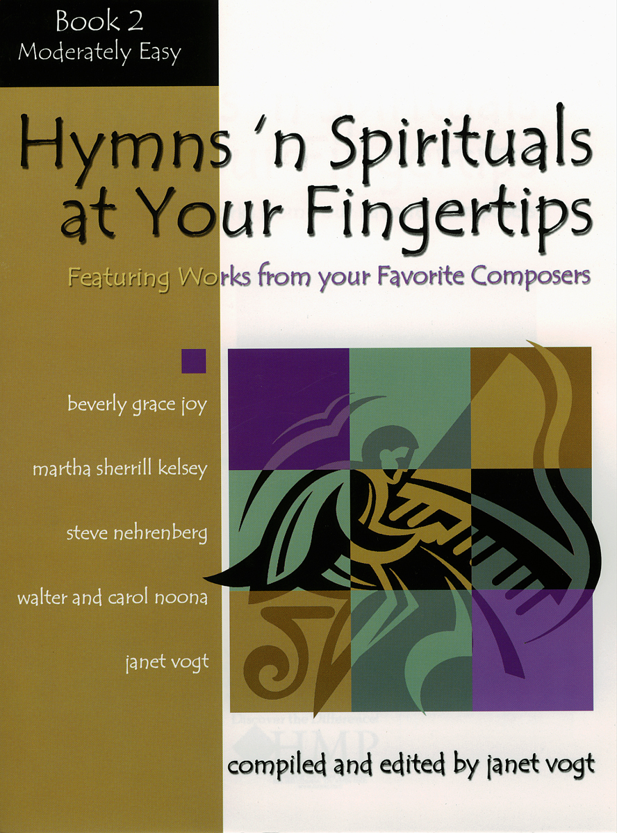 Hymns 'n Spirituals at Your Fingertips - Book 2
