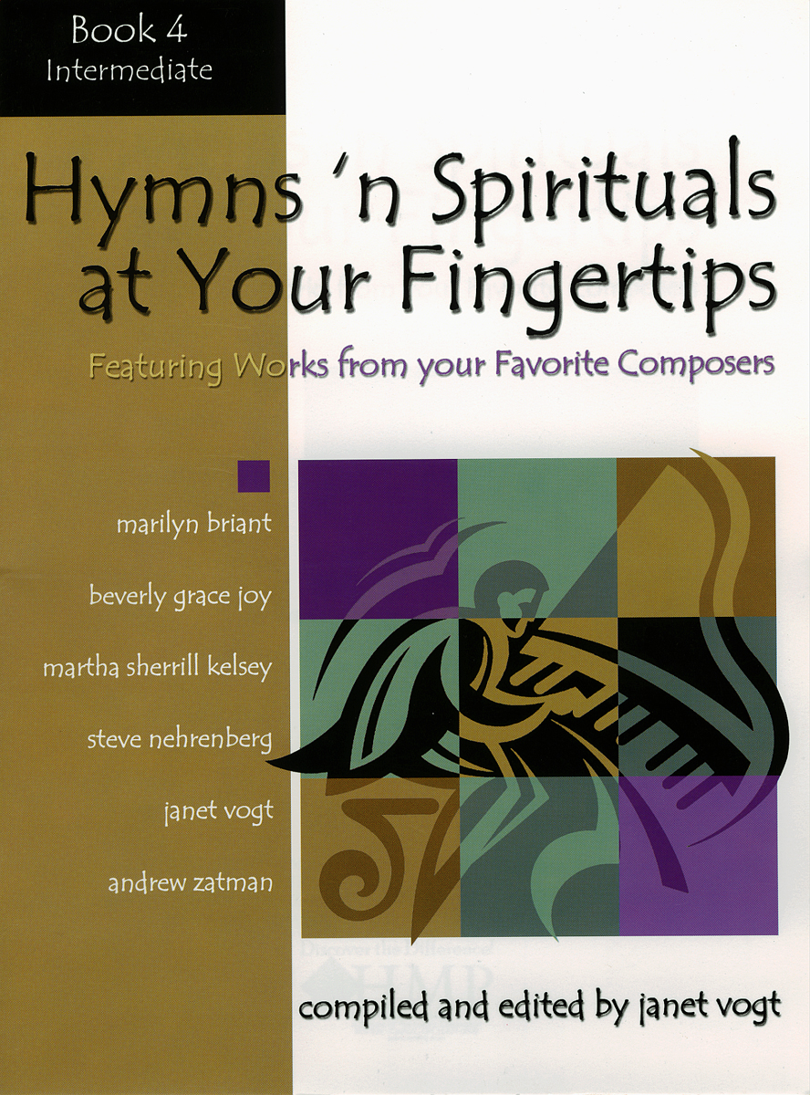 Hymns 'n Spirituals at Your Fingertips - Book 4