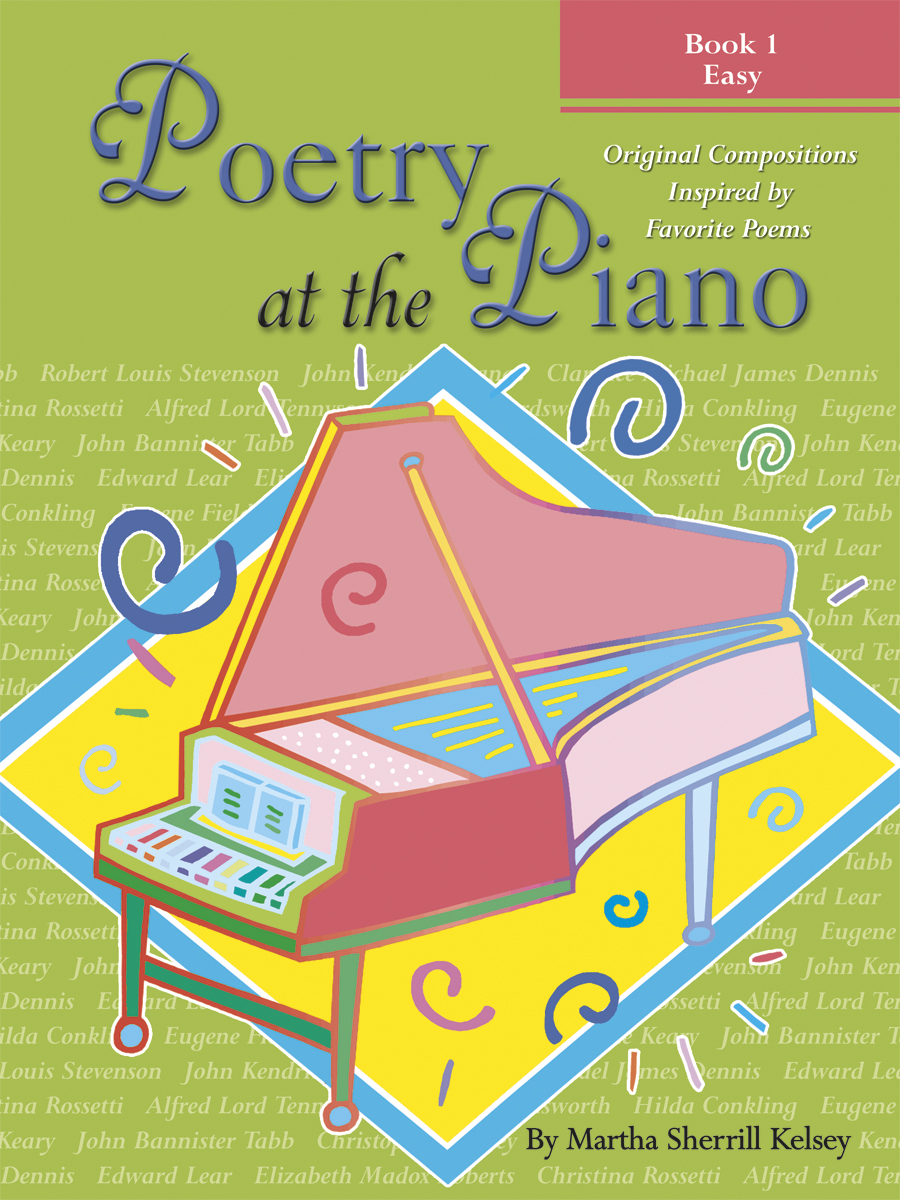 Poetry at the Piano - Book 1, Easy