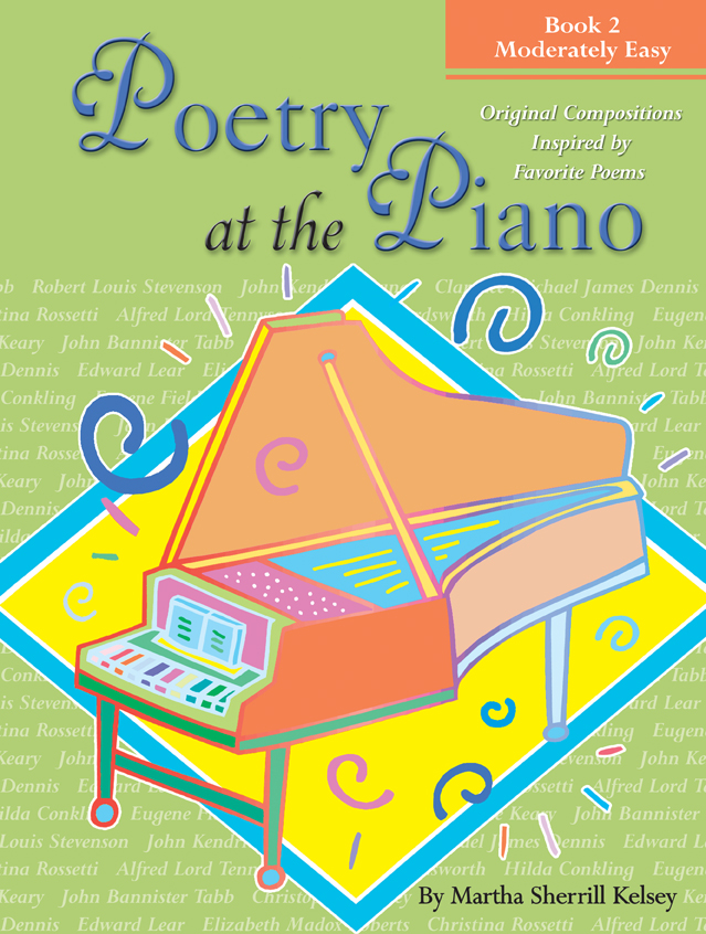 Poetry at the Piano - Book 2, Moderately Easy