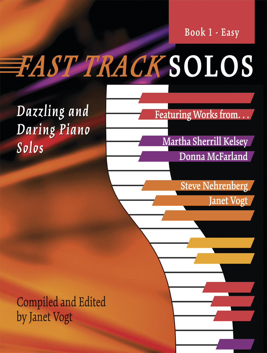 Fast Track Solos - Book 1, Easy