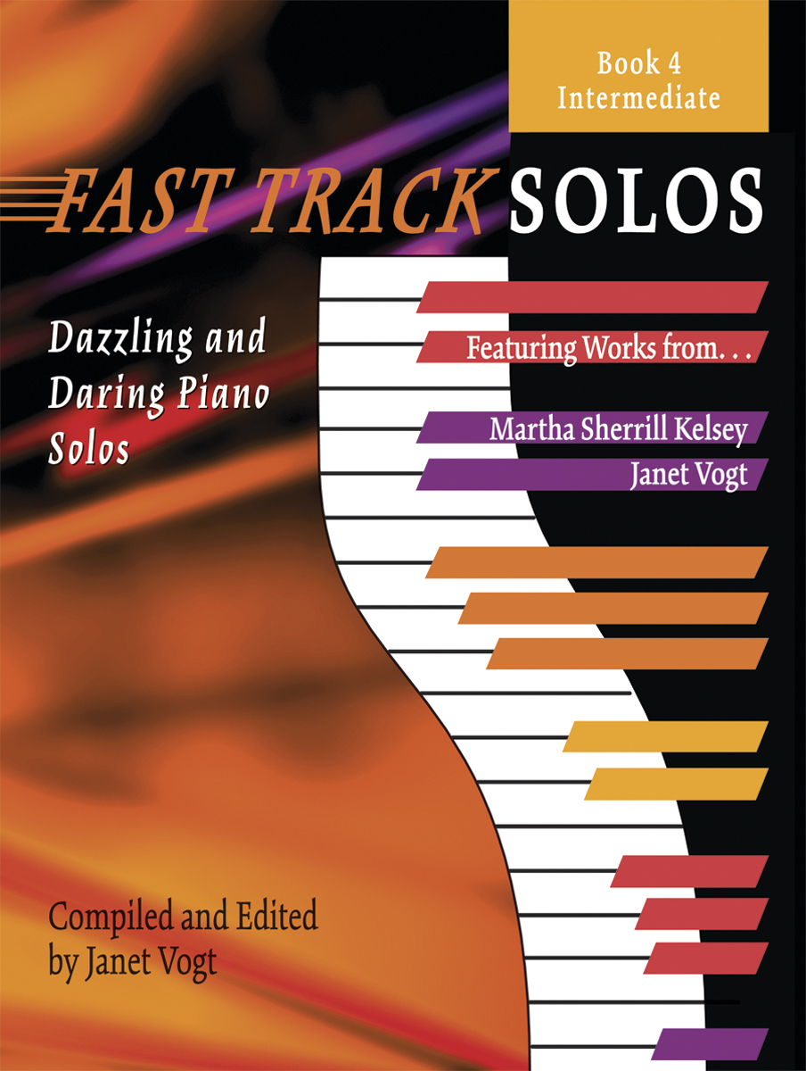 Fast Track Solos - Book 4, Intermediate
