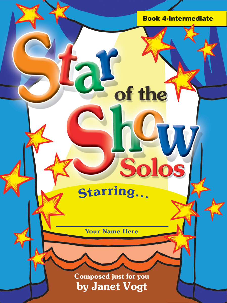 Star of the Show Solos - Book 4, Intermediate