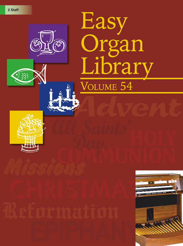 Easy Organ Library, Vol. 54
