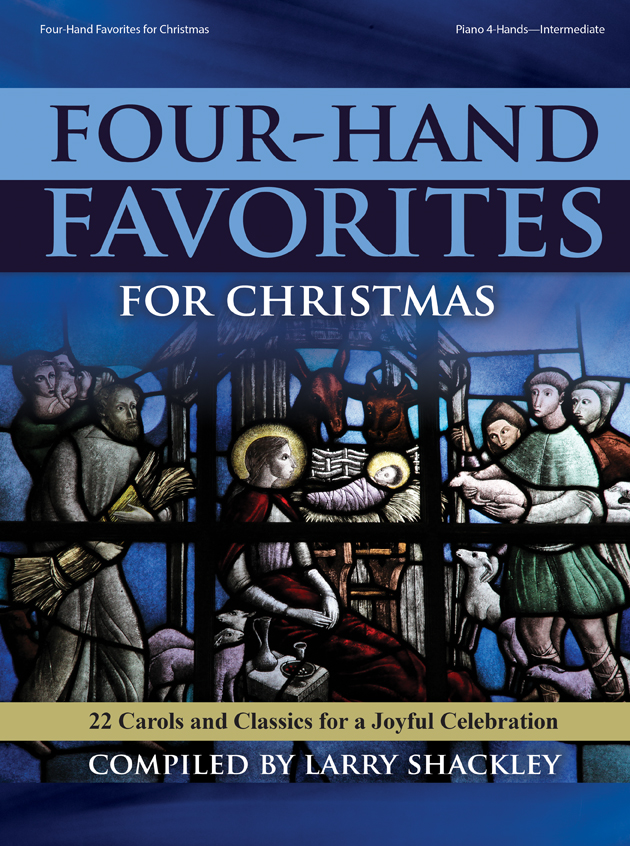 Four-Hand Favorites for Christmas