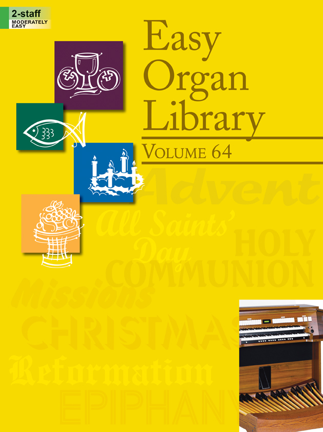 Easy Organ Library, Vol. 64
