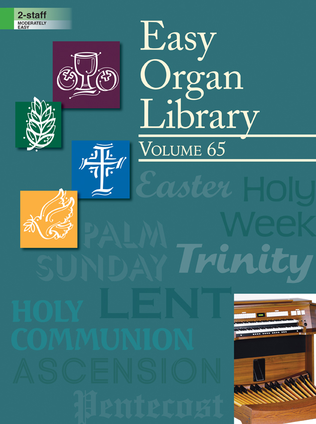 Easy Organ Library, Vol. 65