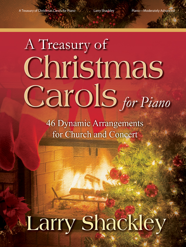 A Treasury of Christmas Carols for Piano