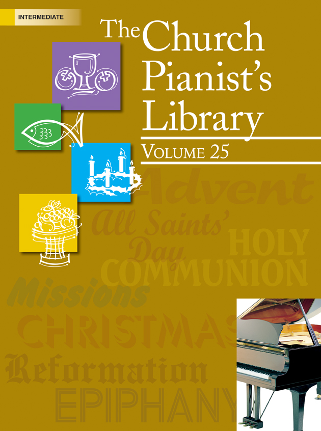 The Church Pianist's Library, Vol 25