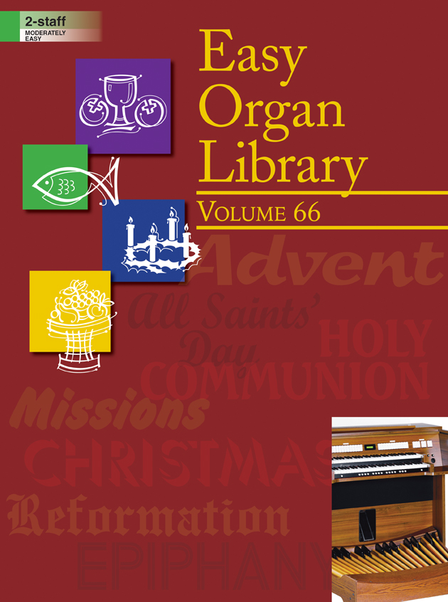 Easy Organ Library, Vol 66