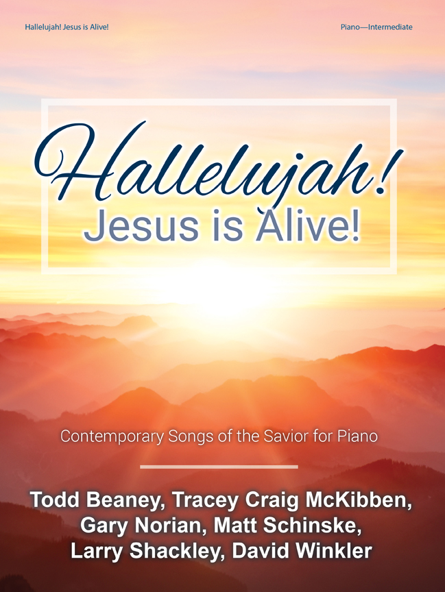Hallelujah! Jesus is Alive!