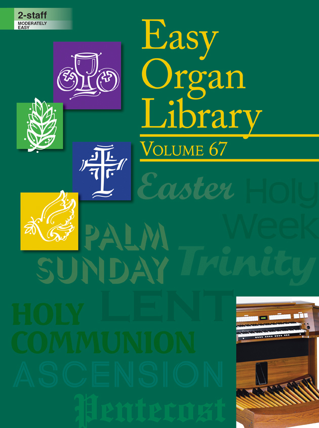 Easy Organ Library, Vol 67